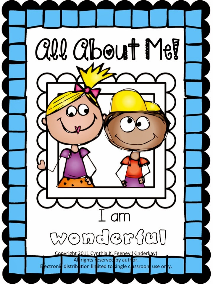 http://www.teacherspayteachers.com/Product/All-About-Me-Lets-Make-a-Book-137599
