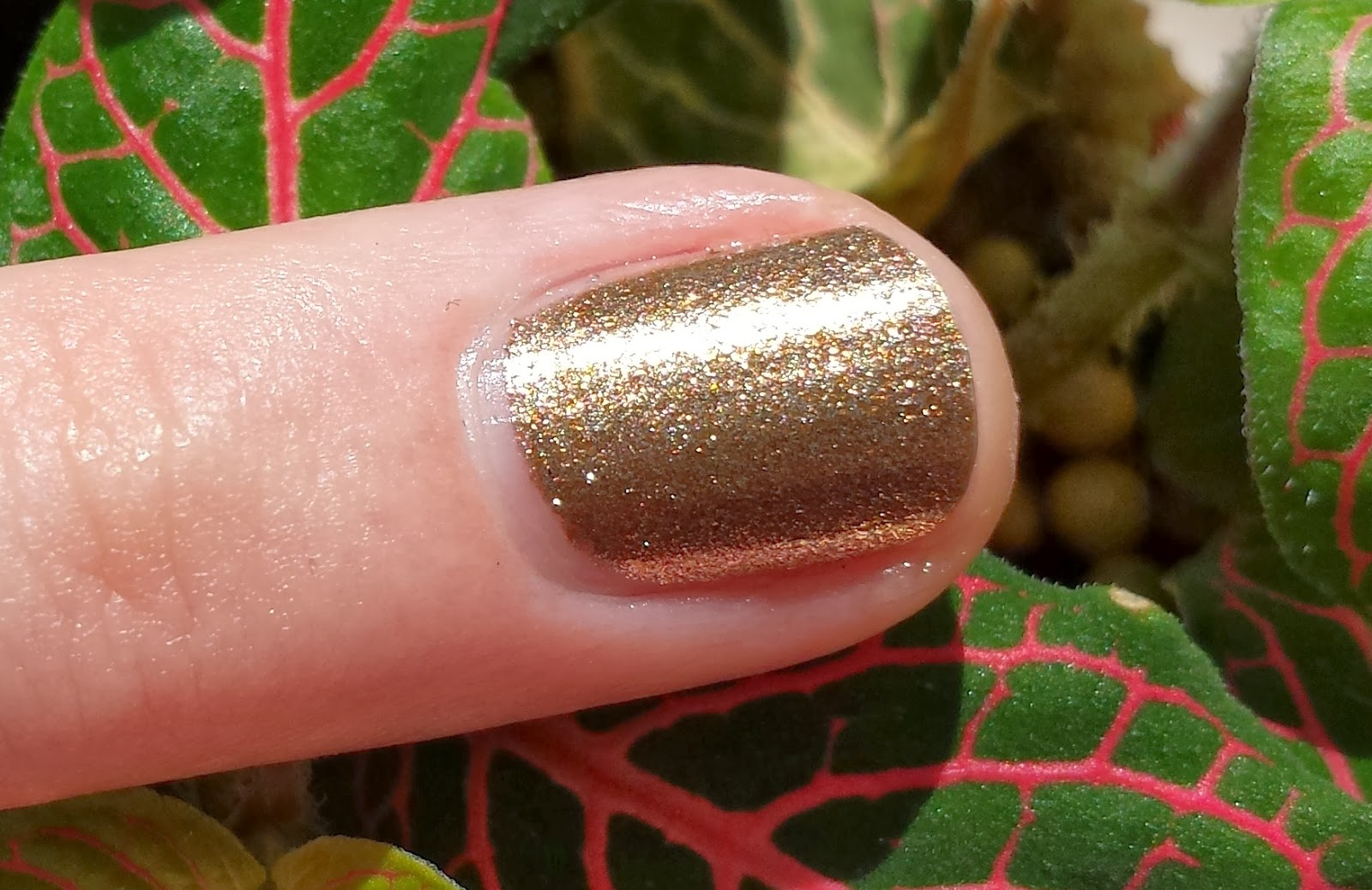China Glaze - Goldie but Goodie