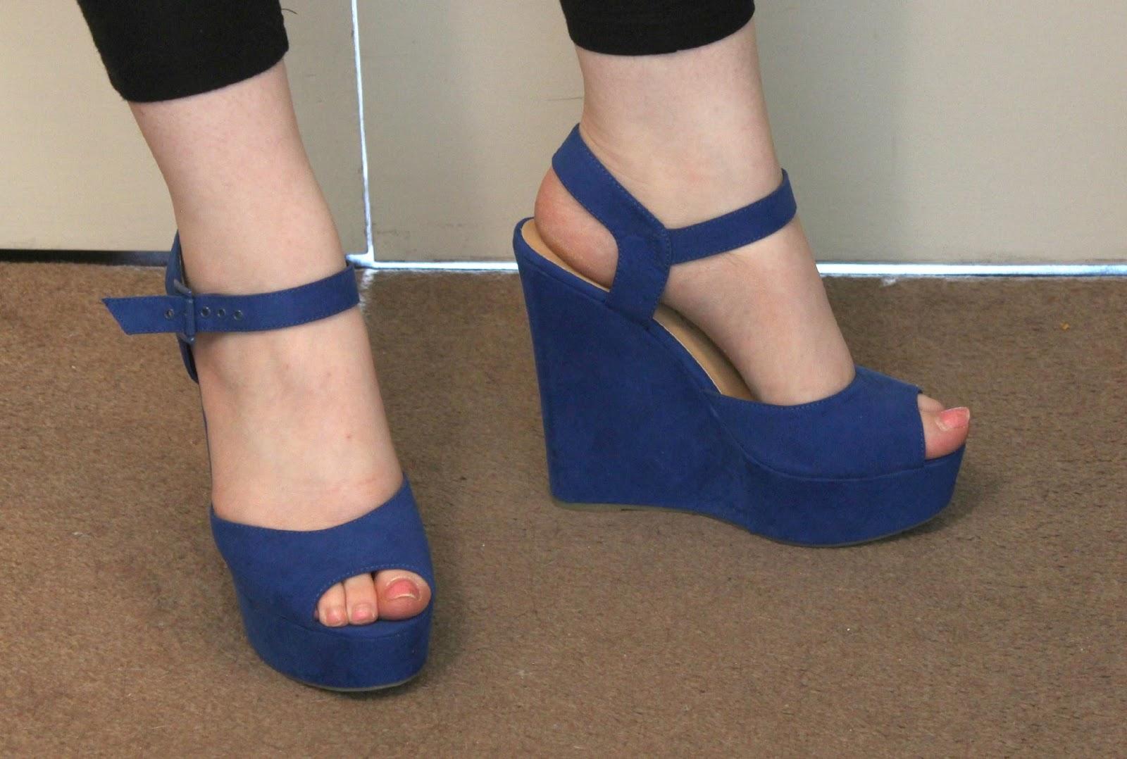 Outfit: Cobalt Blue