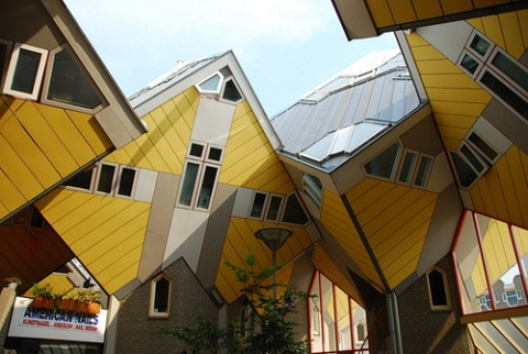 15 Most Creative Buildings Around The World