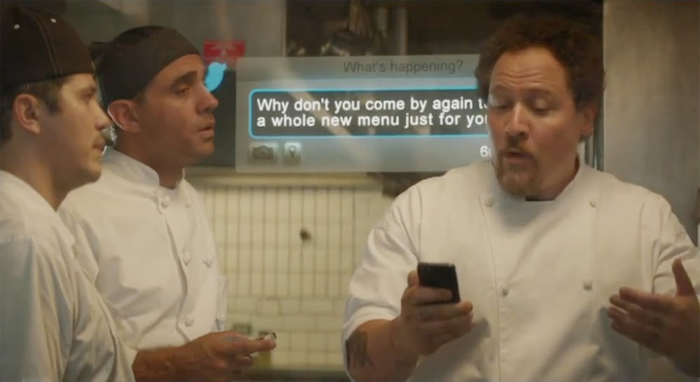 Cine en conserva chef cocinar en tiempos de twitter - Film para cocinar ...