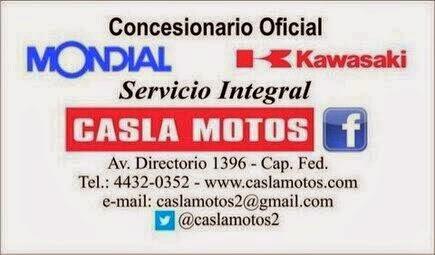 CASLA MOTOS