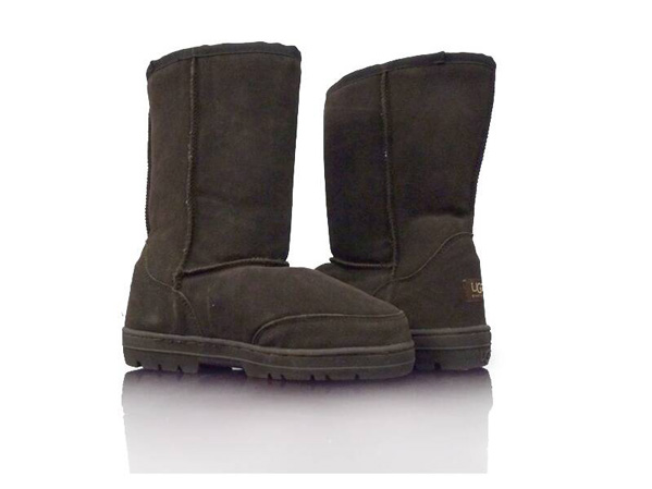 The UGG kids collection flaunts the same style and comfort offered in the adult line. From slippers to boots to casual footwear, UGG Kids will pamper the feet of your infant, toddler or big kid. Your little one will love the feeling of sheepskin as much as you do.
