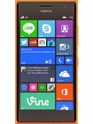Nokia Lumia 735 Specifications and Review