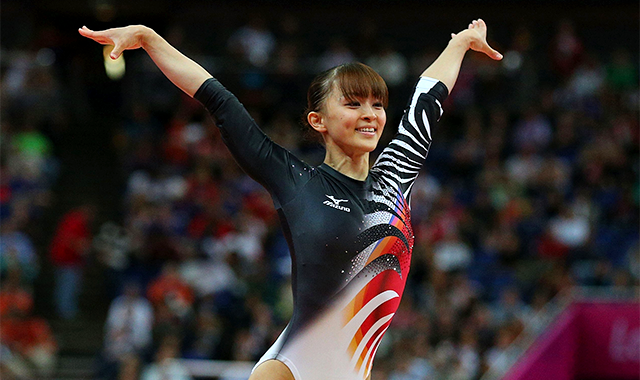 Gymnastics Fashion♡ London Olympics 2012