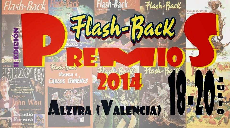 Premios Flash-Back 2014