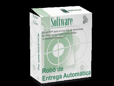 Produtos Digitais - Robô de Entrega Automatica