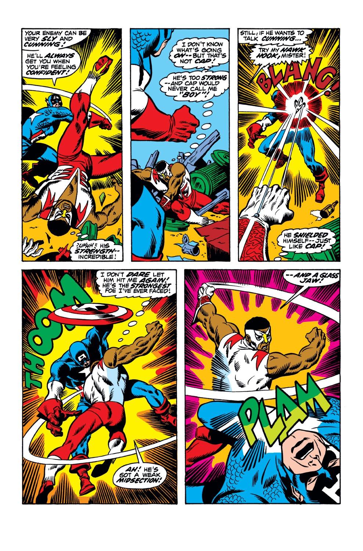 Captain America (1968) Issue #153 #67 - English 19