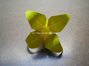Origami Instruction October 2012