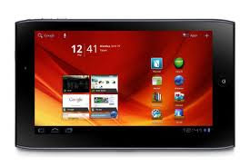 Acer Iconia Tab A101 Android