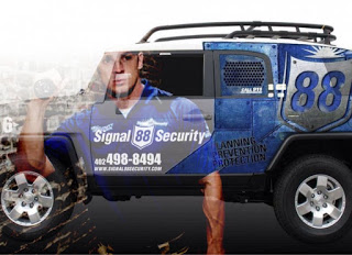 SECURITY PATROL FRANCHISES