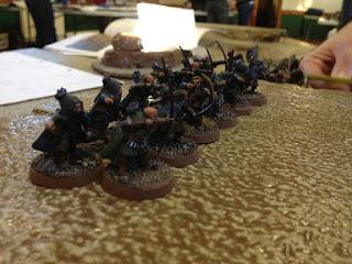 The Hobbit SBG - Dwarf Rangers bows