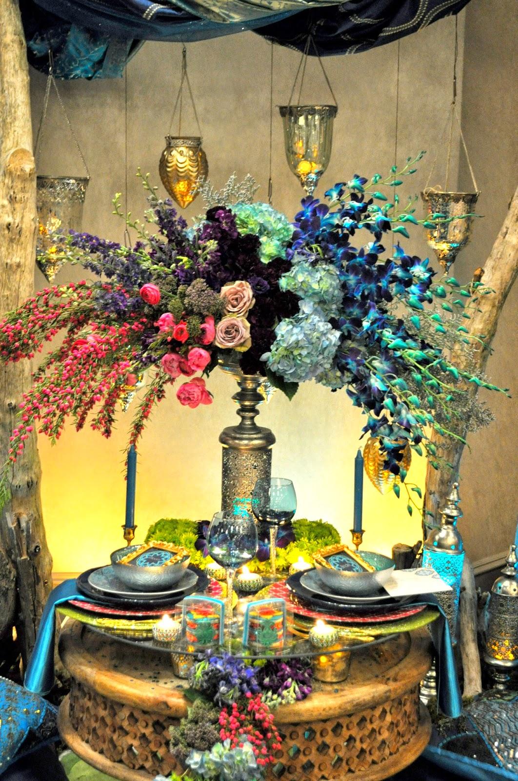 Fresh Designs Florist An Award Winning Moroccan Boho