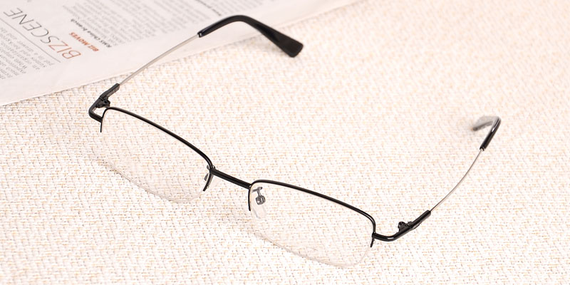 Are Rimless Glasses Ageing For A  Year Old Woman