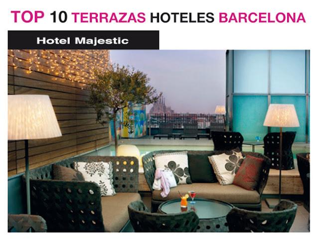 Top 10 terrazas de hoteles en barcelona blue hawaii - Terrazas hoteles barcelona ...