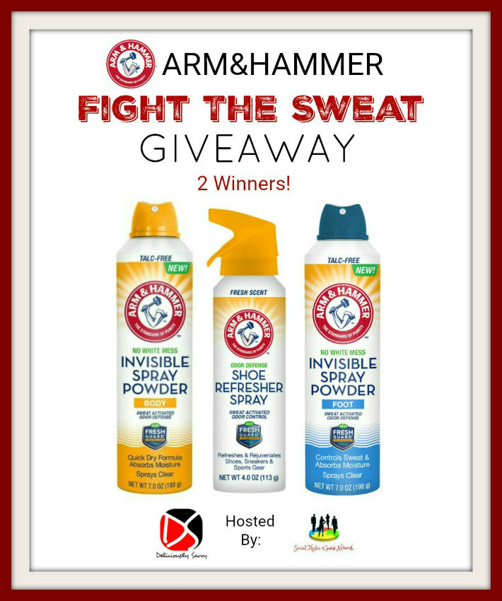 Fight The Sweat Giveaway