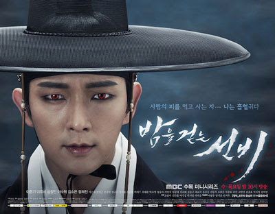 Scholar Who Walks The Night 2015 Subtitle Indonesia