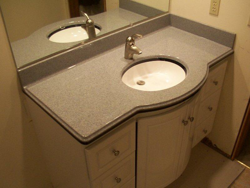 corner bathroom vanity tops. Corner Bathroom Vanity for More Spacious Lavatory  Yonehome