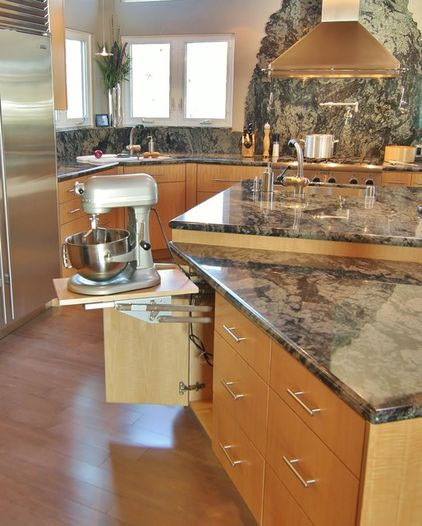 Simplifying Remodeling Kitchen Design Baking Stations Make Cooking More Fun