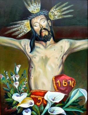 El Santo Cristo de La Grita.