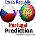 Quarter Final: Czech Republic vs Portugal Euro 2012 Prediction