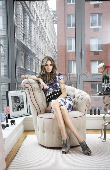 Olivia Palermo Apartment Decor - Living Rooms Decorating Ideas