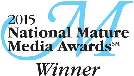 2015 National Mature Media Award WINNER