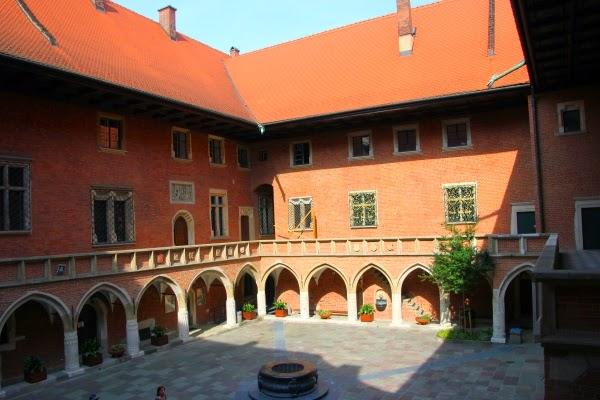 Kraków Collegium Maius