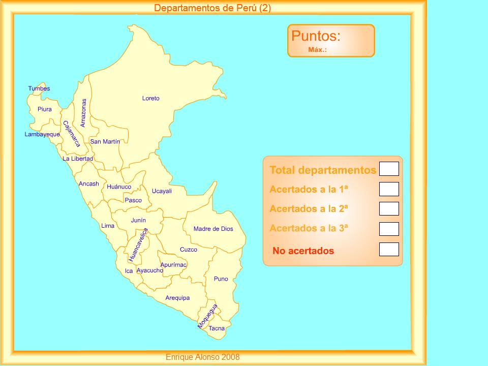 Docente Innovador Mapas interactivos de Enrique Alonso
