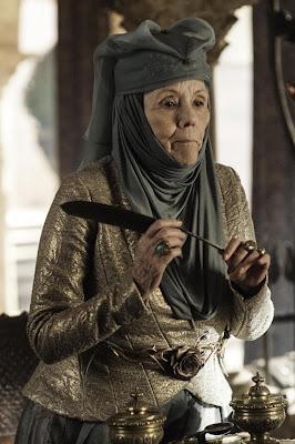 Olenna Tyrell 3T - Juego de Tronos en los siete reinos