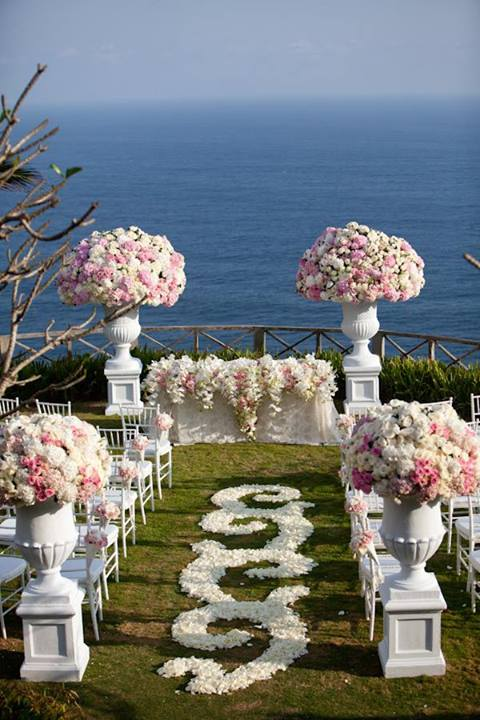 Ludovica luciano wedding planner matrimonio all 39 aperto for Bali wedding decoration ideas