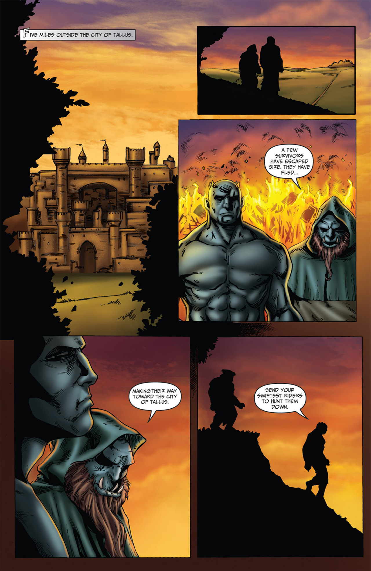 Grimm Fairy Tales (2005) Issue #56 #59 - English 23