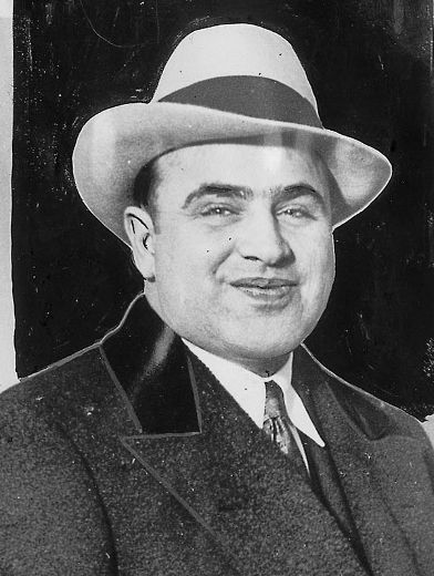 bootlegging and al capone Like the tv series that shared the same title, the untouchables (1987) was an account of the battle between gangster al capone and lawman eliot ness, this time in the form of a feature film.