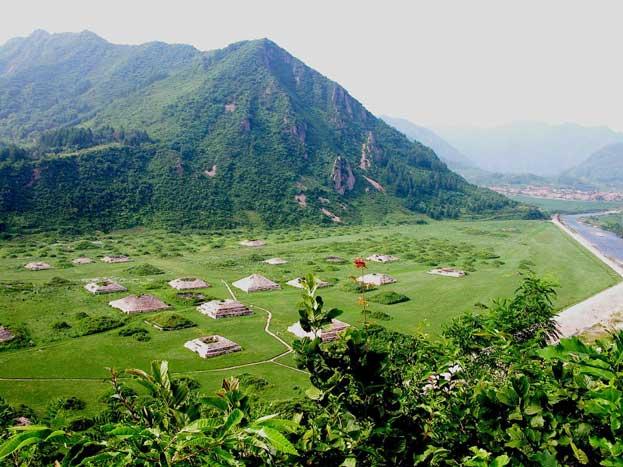 Capital Cities and Tombs of the Ancient Koguryo Kingdom China