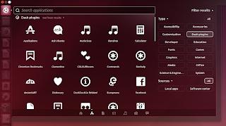 Ubuntu Dash Plugins