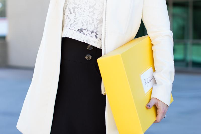 byer california basics bundle, black pencil skirt, work outfit ideas