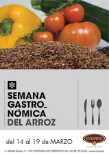 PREMIO A LA MEJOR RECETA CASERA DE ARROZ