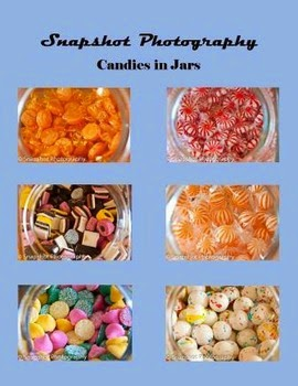 http://www.teacherspayteachers.com/Product/Candies-in-Jars-Photographs-1296515