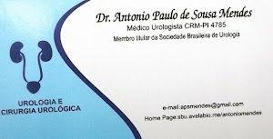 Dr.Antonio Paulo de Sousa Mendes-MDICO