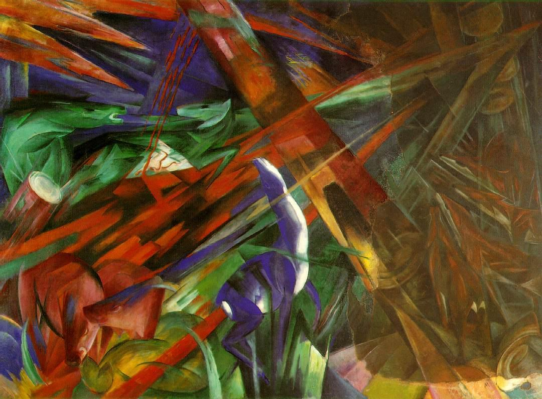 Franz Marc - Page 3 Fate