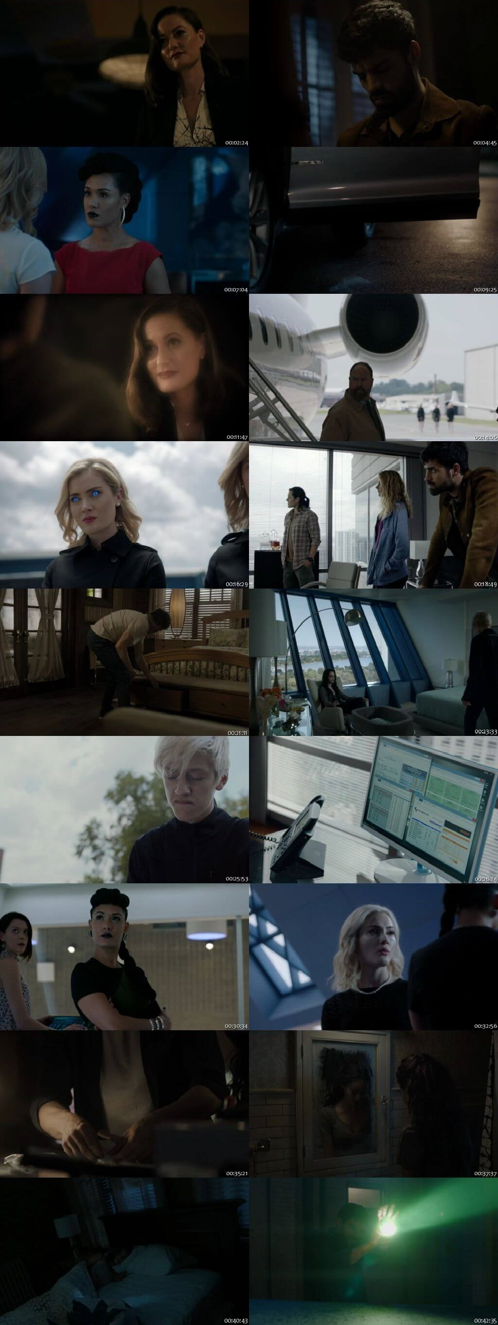 Screenshots Of English Show The Gifted Season 02 Episode 02 2018 WEB-DL 720P 300MB