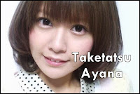 Taketatsu Ayana Blog