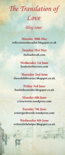 The Translation Of Love Blog Tour