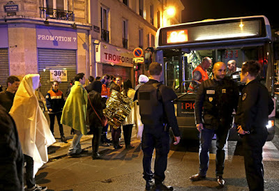 ISIS Attack Paris