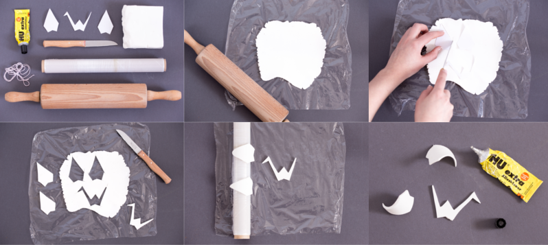 atep by step anleitung origamikraniche aus ton