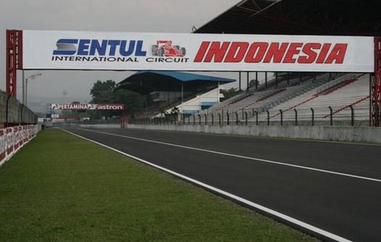 Sirkuit Internasional Sentul Indonesia