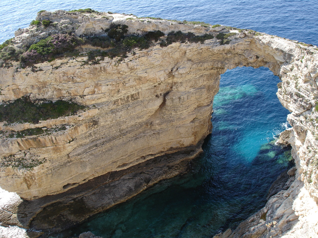 Travel Expedition Nice Places Tripitos Arch Paxos Greece
