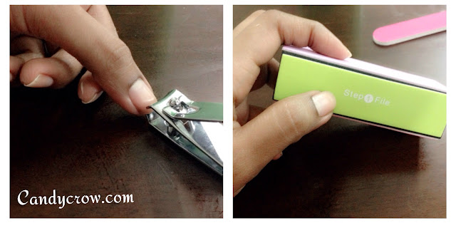 v=DIY Manicure in 6 Steps, hoe to do manicure at home, manicure