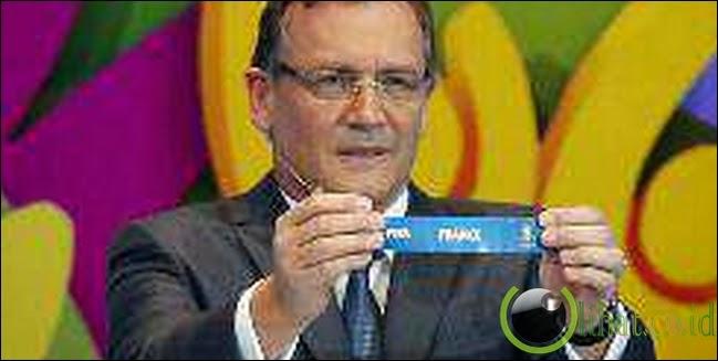 Undian Piala Dunia 2014