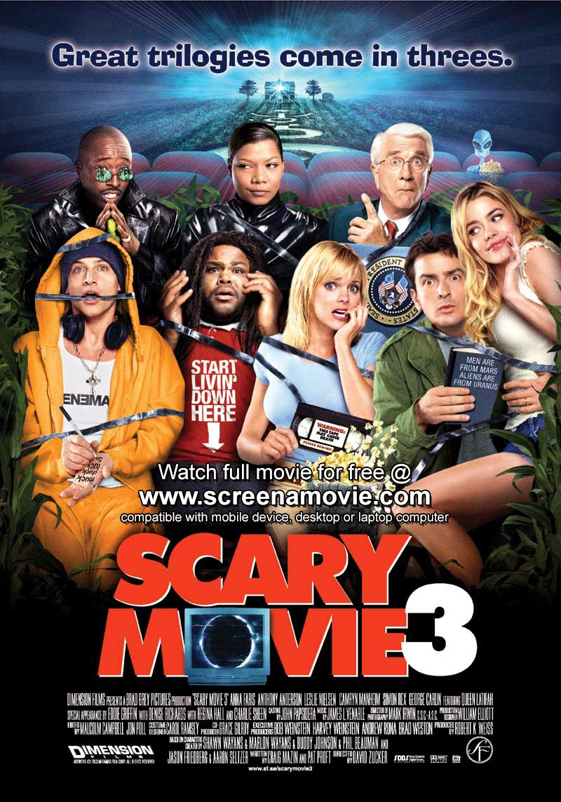 Scary Movie 3_@screenamovie